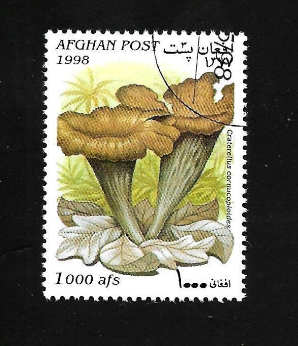 Afghanistan 1998 - U - Unlisted - Pic 4 *