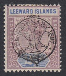 Leeward Islands Sc 11, MHR