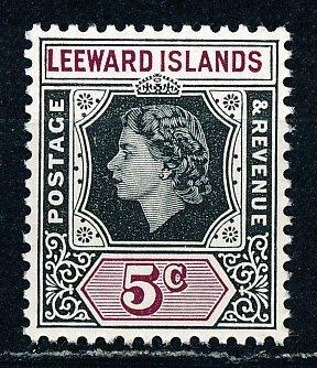 Leeward Islands #138 Single MNH