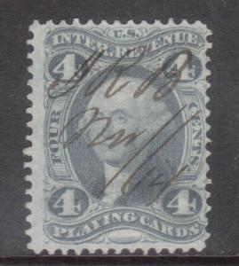 USA #R21 Used Fine - Very Fine & Scarce