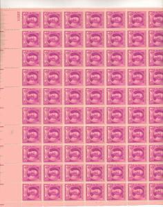 US 881 - 3¢ Victor Herbert Unused