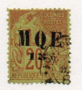 Martinique 4 Used