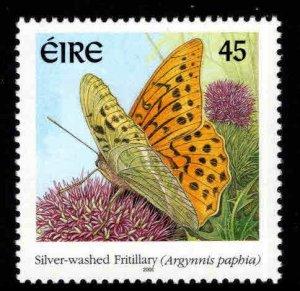 Ireland Scott 1264 MNH** 2000 Butterfly stamp