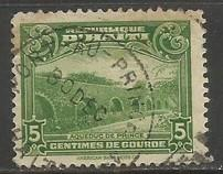 HAITI 327 VFU 916G-4