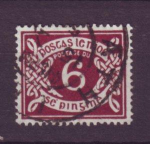 J20746 Jlstamps 1925 ireland used #j4 postage due wmk 44