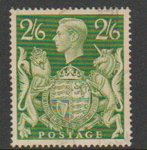 GB George VI  SG 476b Used