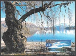 New Zealand Used [5920] ~ Postcard ~