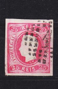 PORTUGAL [1866] MiNr 0020 ( O/used )