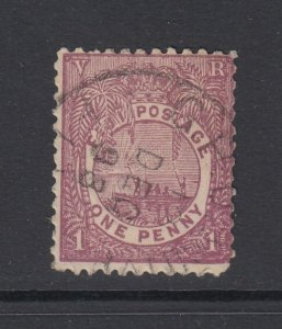 Fiji, Scott 55 (SG 97), used
