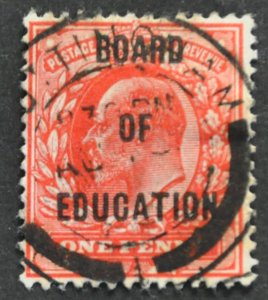 DYNAMITE Stamps: Great Britain Scott #O68 – USED