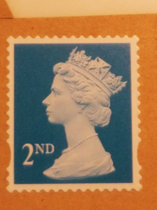 Great Britain 1197 Mint No gum on paper