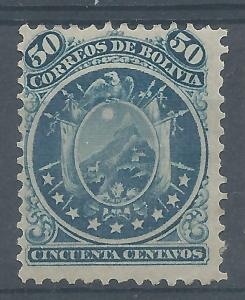 Bolivia 12 U