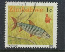 Zimbabwe SG 768a Used perf 14½