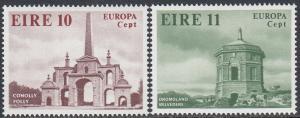 Ireland 443-4 MNH - Europa 1978