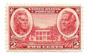 United States 1937 - MNH > NG - Scott #786 *