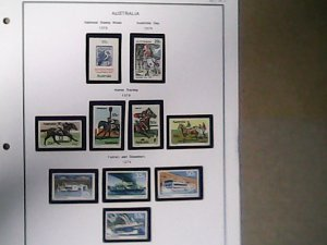 1978-79  Australia  MNH  full page auction