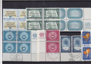 United Nations Stamps Ref 15733