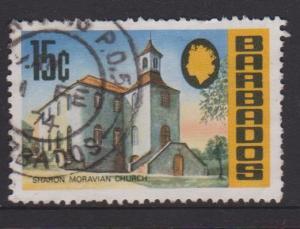 Barbados Sc#337 Used