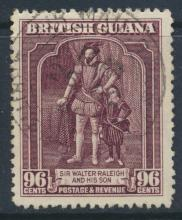 British Guiana SG 316  perf 12½  Used (Sc# 238 see details)