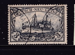 German New Guinea a used 3M yacht