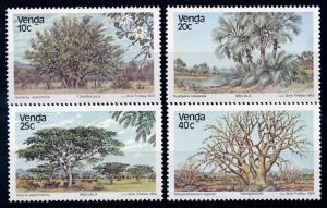 [66273] Venda 1983 Flora Trees Baumen  MNH