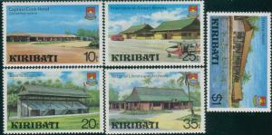 Kiribati 1980 SG136-140 Development set MNH