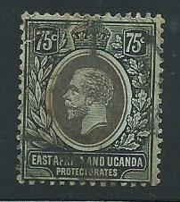 East Africa & Uganda SG 52 space filler top 1mm tear