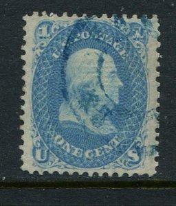 United States #92 Used
