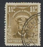 Southern Rhodesia SG 3 Used