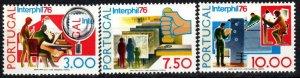 Portugal #1285-7 MNH CV $2.65 (P698)