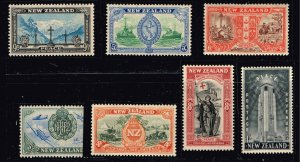NEW ZEALAND STAMP MNH STAMPS COLLECTION LOT #S1