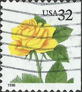 # 3049 USED YELLOW ROSE