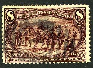 U.S. #289 USED