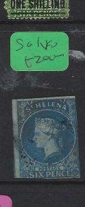 ST HELENA  (P0705BB)  QV  6D       SG 1      VFU