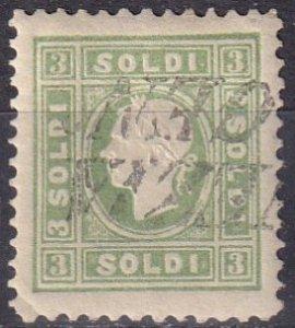 Austria  Lombardy-Venetia #9 F-VF  Used Reprint (Z7963)