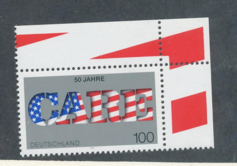 Germany 1995 - Scott 1912 MNH - 100pf, CARE, 50th Anniv