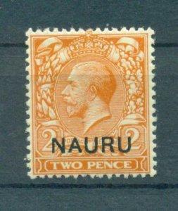 Nauru sc# 4 mh cat value $3.00