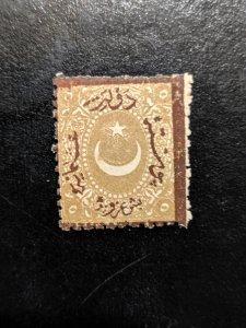Turkey 36 VGNH, CV $220
