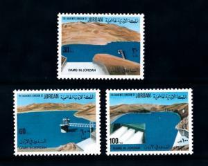 [91684] Jordan 1976 Dams  MNH
