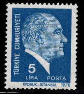 TURKEY Scott  2069 MNH** stamp