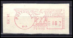 Meter Pottsville, PA. E1873