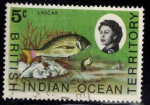 British Indian Ocean Territory BIOT Scott 16 Used stamp