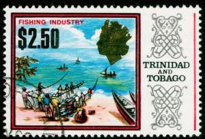 TRINIDAD & TOBAGO SG353, $2.50 multicoloured, FINE USED, CDS.