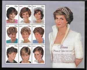 Nevis  Scott 1030  MNH  Princess Diana