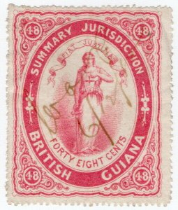 (I.B) British Guiana Revenue : Summary Jurisdiction 48c (1865)
