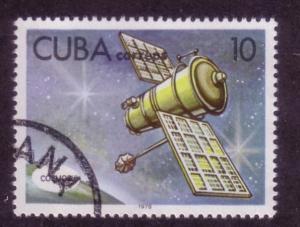 Cuba Sc. # 2185 CTO Space