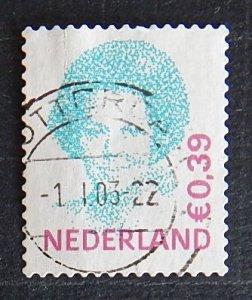Netherlands, (№1366-T)