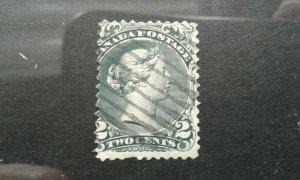 Canada #24 used short perf e1912.6060