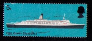 SG778 Great Britain 1969 Used