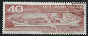 German Democratic Republic Scott #1322 - USED